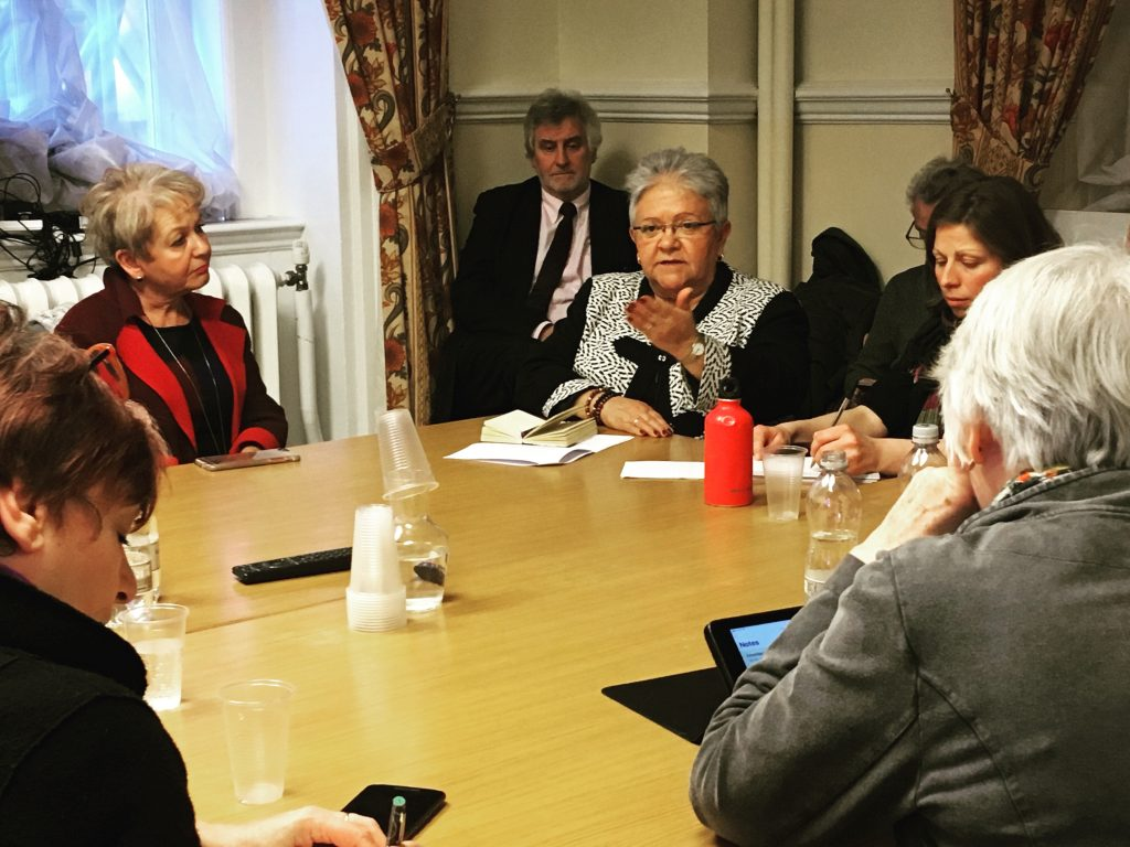 Image for JFC brings FARC vice-presidential candidate Imelda Daza to London