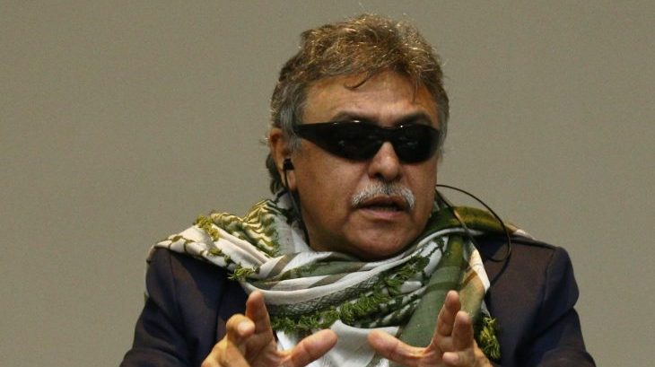 Image for Colombian Peace Commission calls for release of Jesús Santrich
