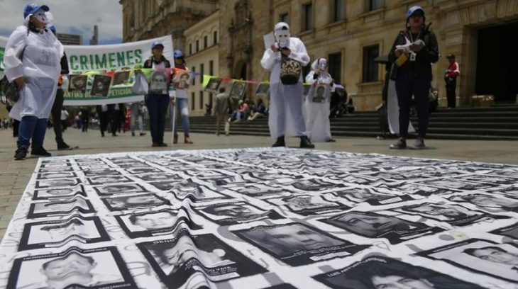 Image for 904 social activists and 276 former combatants killed: Transitional Justice System