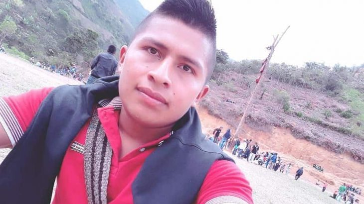 Image for Young indigenous artist and activist murdered in southern Colombia
