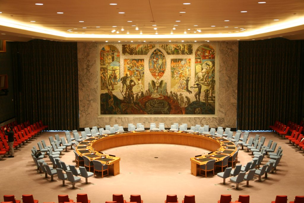 Image for UN Security Council press statement on Colombia