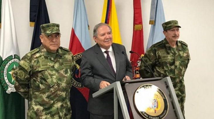 Image for Colombian Defence Minister resigns over multiple army human rights scandals