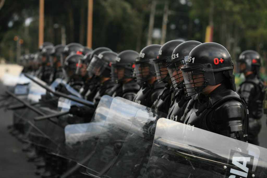 Image for Colombia's ESMAD riot police has a dreadful record of killing citizens