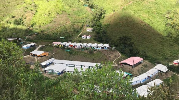 Image for FARC members leave reincorporation zone amid violence