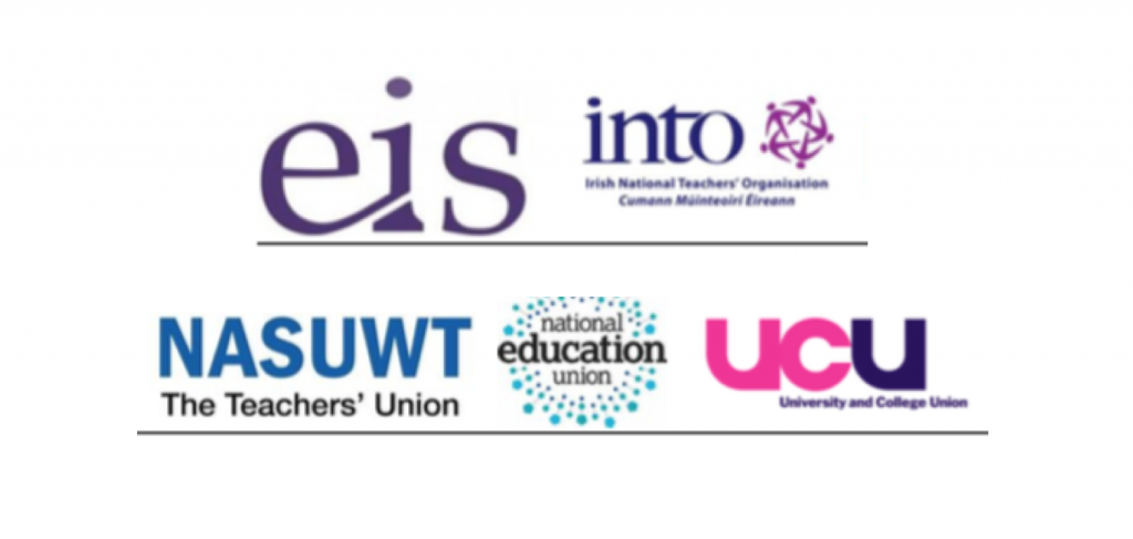 Image for British and Irish education unions denounce violence against Colombian teachers