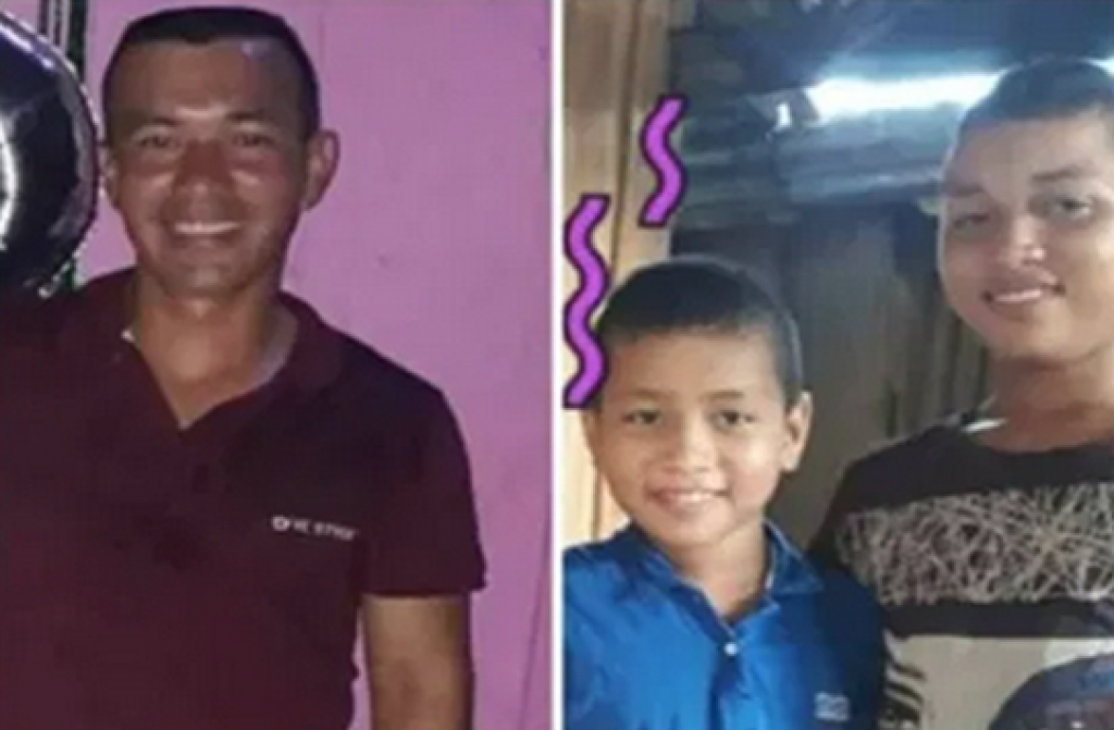Image for FENSUAGRO trade unionist and two young sons murdered in their home