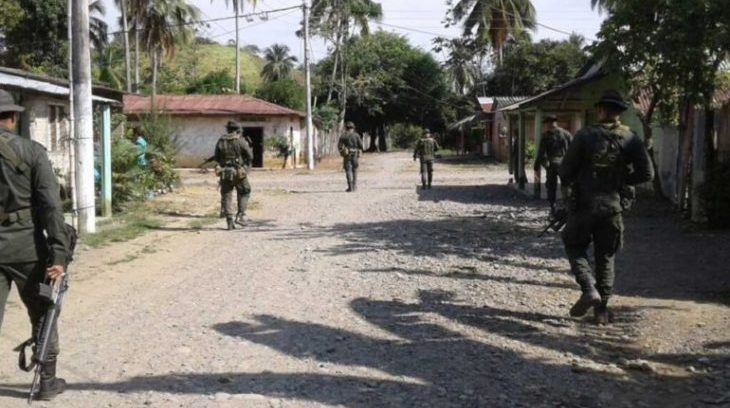 Image for Paramilitaries commit two massacres in two days in southern Córdoba region