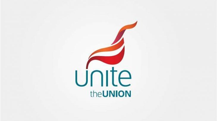 Image for Unite the Union concerned over ongoing anti-trade union violence