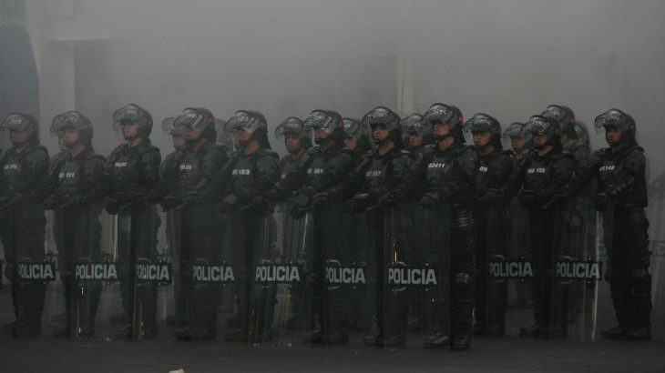 Image for Congress to consider proposal for police reform following human rights abuses
