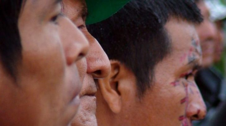 Image for Indigenous communities mobilise over violence in Antioquia