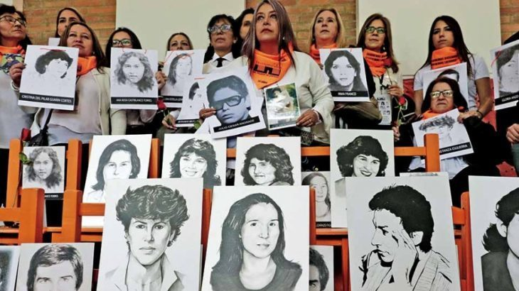Image for International Tribunal to examine state atrocities in Colombia