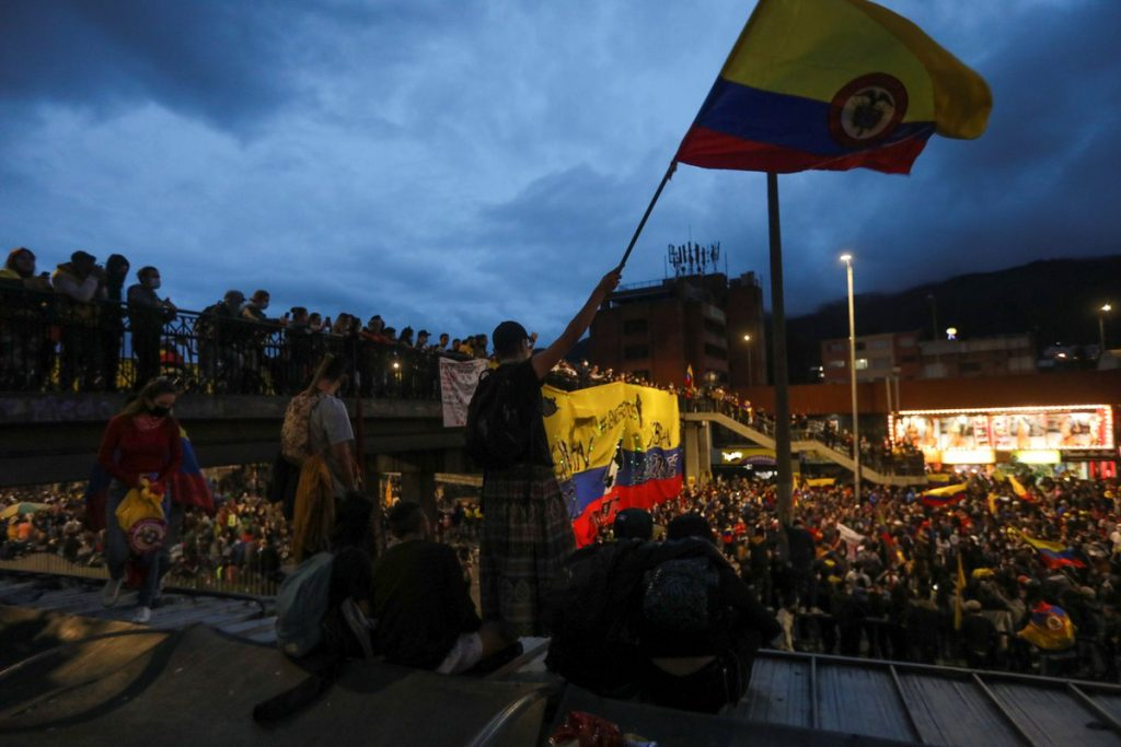 Image for The Fight for a New Colombia