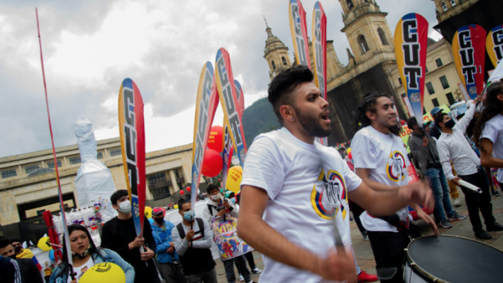 Image for With 22 murders, Colombia is again world's deadliest country for trade unionists