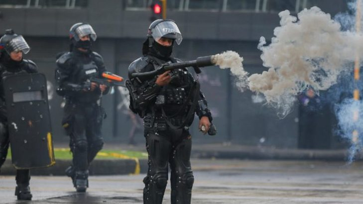 Image for Colombia: continuing violence amid a legacy of impunity