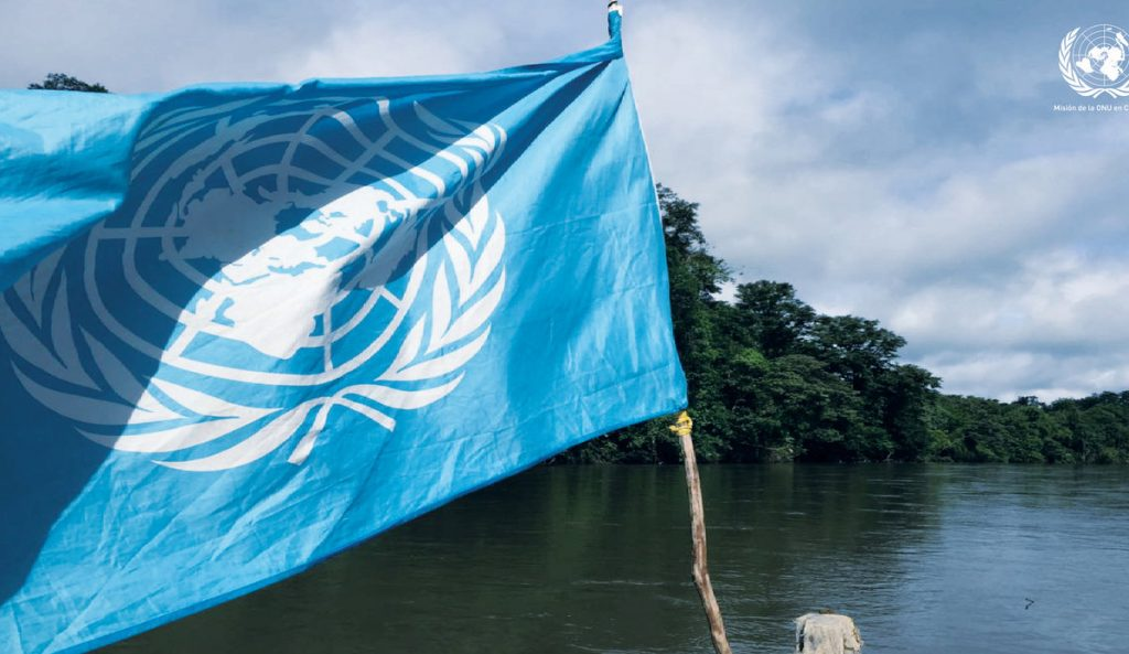 Image for UN Mission and UN Security Council statements on Colombia peace process