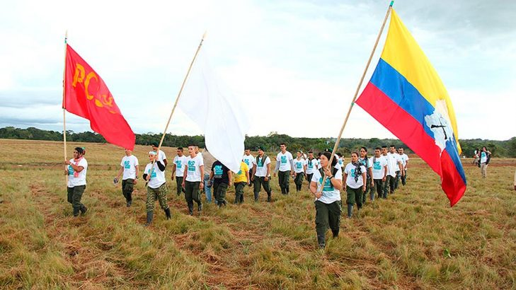 Image for Former FARC combatants facing 'judicial setups' and attacks via legal channels
